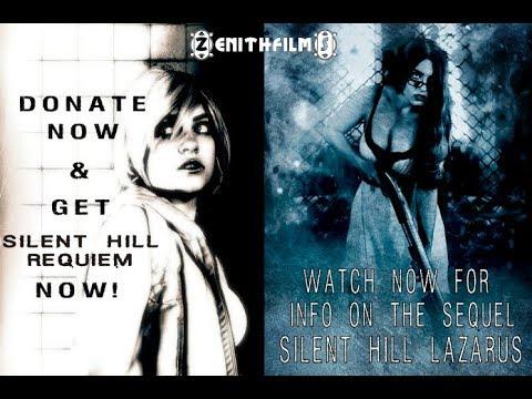 Silent Hill Lazarus Indiegogo Pitch Video & Trailer