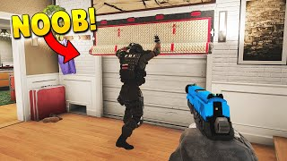 RAINBOW SIX SIEGE FAILS: #95 (Rainbow Six Siege Random Moments)