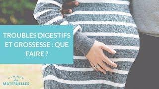 Troubles digestifs et grossesse : que faire ? - La Maison des maternelles #LMDM
