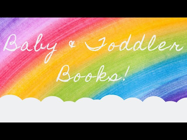 New Baby & Toddler Books From Usborne Books & More (Spring 2020)