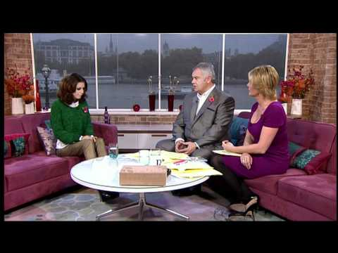 "Cher Lloyd ""Interview"" @  This Morning (11.11.2011) HDTV"