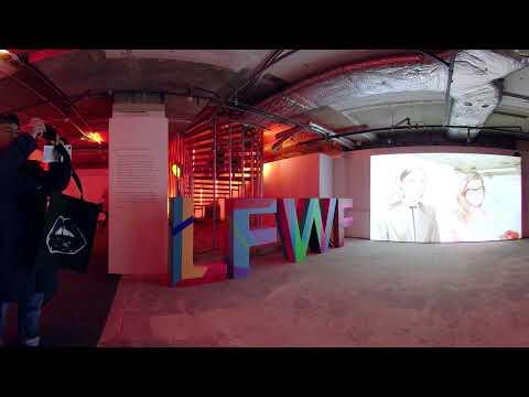 360° Video London Fashion Week Festival 2018 - 500 Mirror Family | Fiat UK