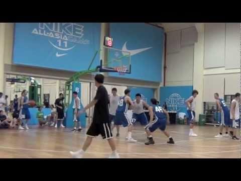 Adam Xu - 6'5 Guard - Nike Asia 2011