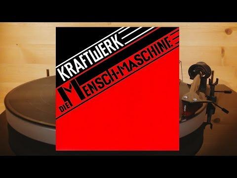Kraftwerk - Die Mensch-Maschine - Full Album - Vinyl