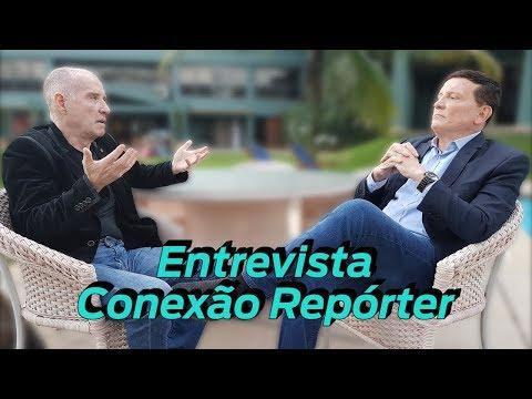 Eike Batista - Entrevista Conexão Repórter (13/08/2018)