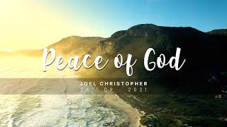 Peace Of God   Joel Christopher