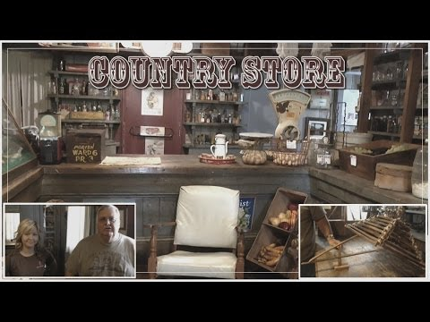 Preserved Old Country Store and Simple Living Antiques