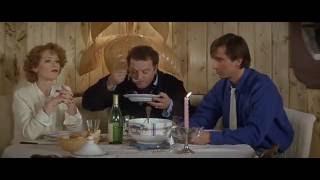 Coluche : La Femme de mon pote (1983) - Je suis un malade qui pue