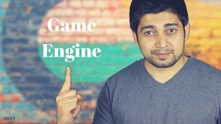 What is game engine and how it works