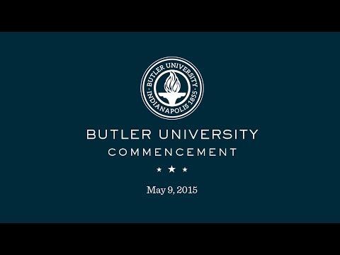 Butler University Spring Commencement 2015 | Butler University