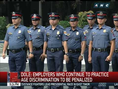 Law on anti-age discrimination in employment takes effect