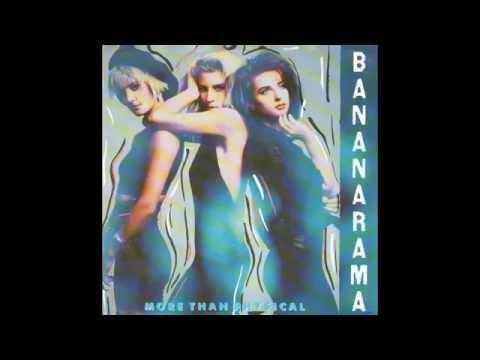 """Bananarama – """"More Than Physical"""" (London) 1986"""