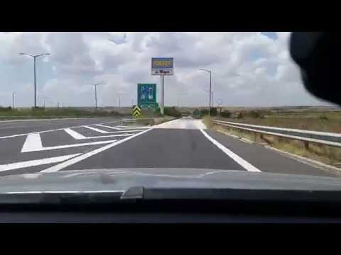 Road Trip from Turkey to Romania (long version)