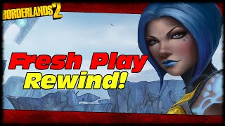 A Dam Fine Rescue! Save Roland From Warden! Borderlands 2 Lets Play Fresh Play PS4 Rewind!