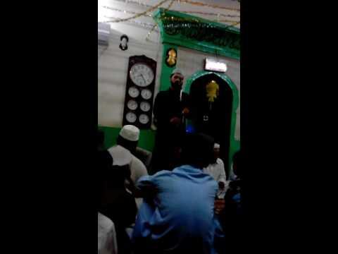 Naat khawan i MUSTAFA s.a.w Harris Farooq Kayani