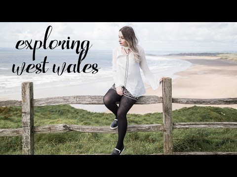 The West Wales Vlog | Holly Sparkle