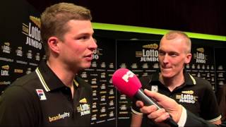 Helpt Sven Kramer de wielrenners aan bekendheid?