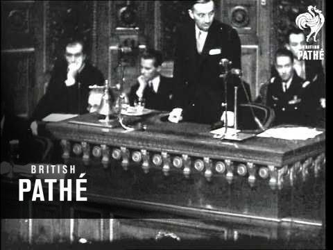End Of Paris Peace Conference (1946)
