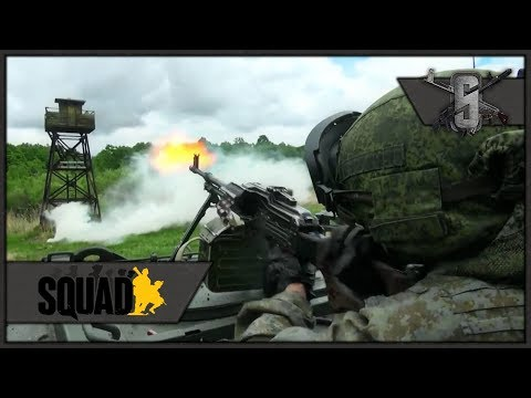 Huge CQB City Ambush 40v40 - SQUAD - SquadOps Operation Spectator