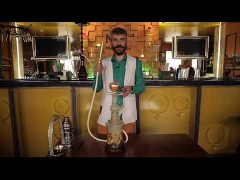 Hookah Forum - Необычная забивка на Temple 45