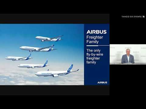 [SEAS 2021] Airbus passenger to freighter conversion update
