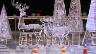 2011.12.24. 하얏트호텔 아이스링크 공연 웜업 …