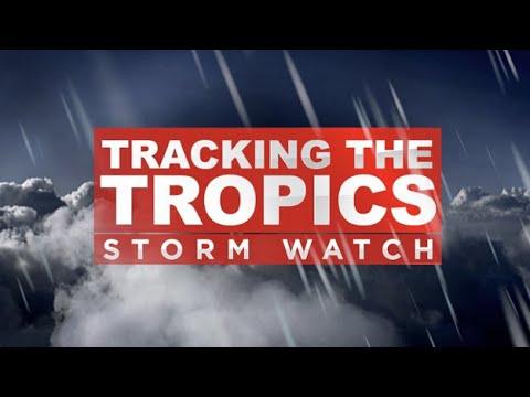 Tracking The Tropics 10-4-17 1PM