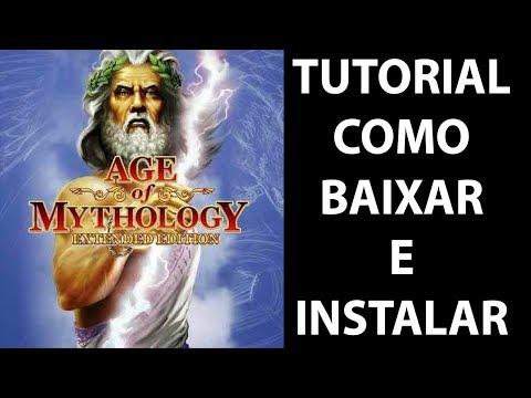 Como Baixar E Instalar Age Of Mythology Extended Edition [PT-BR]