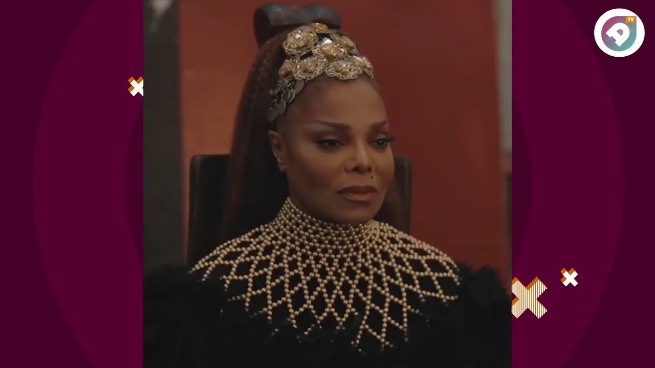 Janet Jackson wears Ghanaian creation in new video! | Features | AmeyawTV
