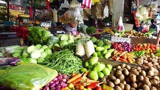 Philippines, Bulacan, San Jose Del Monte, visiting Tungko Market