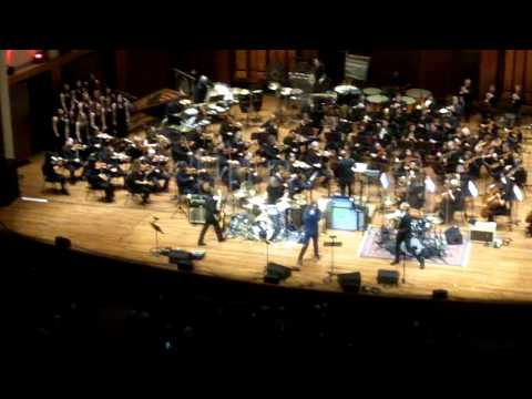 Mad Season Reunion with the Seattle Symphony-I Dont Know Anything-
