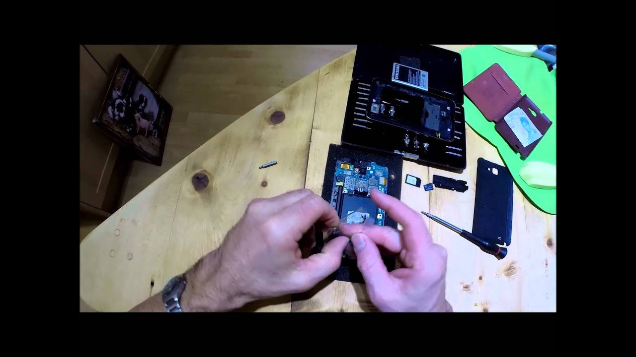 Wireless charging homemade cheap samsung galaxy note gt n7000 - How To Replace A Charging Port On A Samsung Note N7000 In Under 10 Minutes