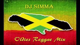 Gambar cover Dj Simma - Oldies Lover's Reggae Mix