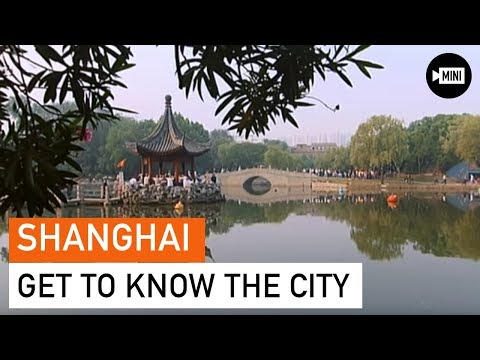 Shanghai: Short Facts | Geography