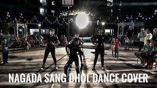 Nagada Sang Dhol Dance Performance x dance cover