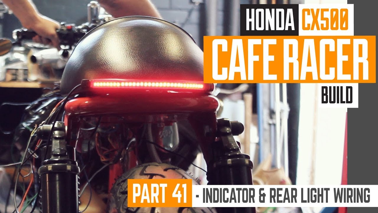 Honda Motorcycle Tail Light Wiring Ca Maintenance Harness Kit Kits Jp Cycles