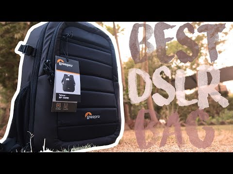 Best Bag for DSLR!! | Lowepro Tahoe BP 150NE Review