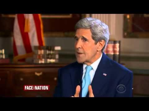 U.S.'s Kerry, Moniz defend Iran deal on Sunday talk shows