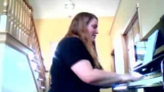 upside down tori amos piano/vocal cover