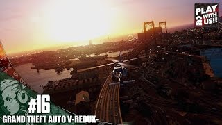 #16【TPS】おついちの「グランド・セフト・オートV REDUX」【GTA5】