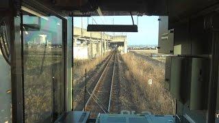 【4K前面展望】 JR宇野線 宇野-岡山 普通列車213系電車636M