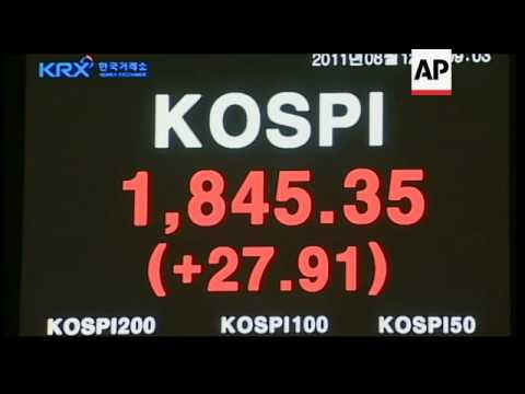 Nikkei index and Korea Exchange open slightly higher after gains on Wall Street