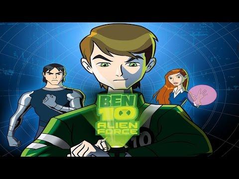 Ben 10 Alien Force Walkthrough Complete Game