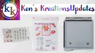 Hello, Everyone! Surprise! Sean here with some Ken's Kreations Upda...