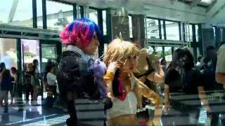 Anime Expo 2011 Cosplay Los Angeles