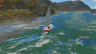 This Boat is Ready for The Maps -----Isle of Man-----LS11 Revised Version ---River OutBack---LS11 Private Map