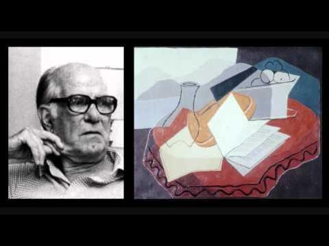 Xavier Montsalvatge - Tres Policromías, for violin and piano (1994)