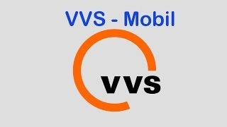 Appvorstellung - VVS Mobil  [Outtakes]