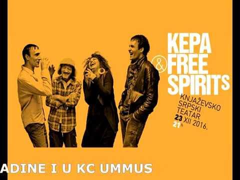 23.12.2016 - prvi solistički koncert benda Kepa & Free Spirits, Knjaževsko-srpski teatar u 21h