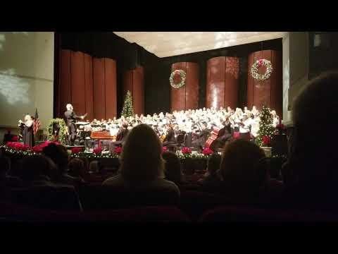 Messiah Choral Society 2018 - Worthy Is The Lamb